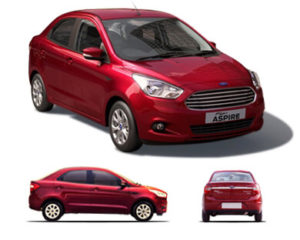 View Offers & Price on Ford Figo Aspire in Ahmedabad at CarzPrice