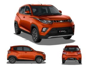 Check for Mahindra KUV100 NXt On Road Price in Kolkata at CarzPrice
