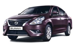 Check for Nissan Sunny Price in Ahmedabad